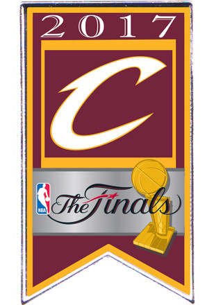 Cleveland Cavaliers 2017 NBA Finals Pin