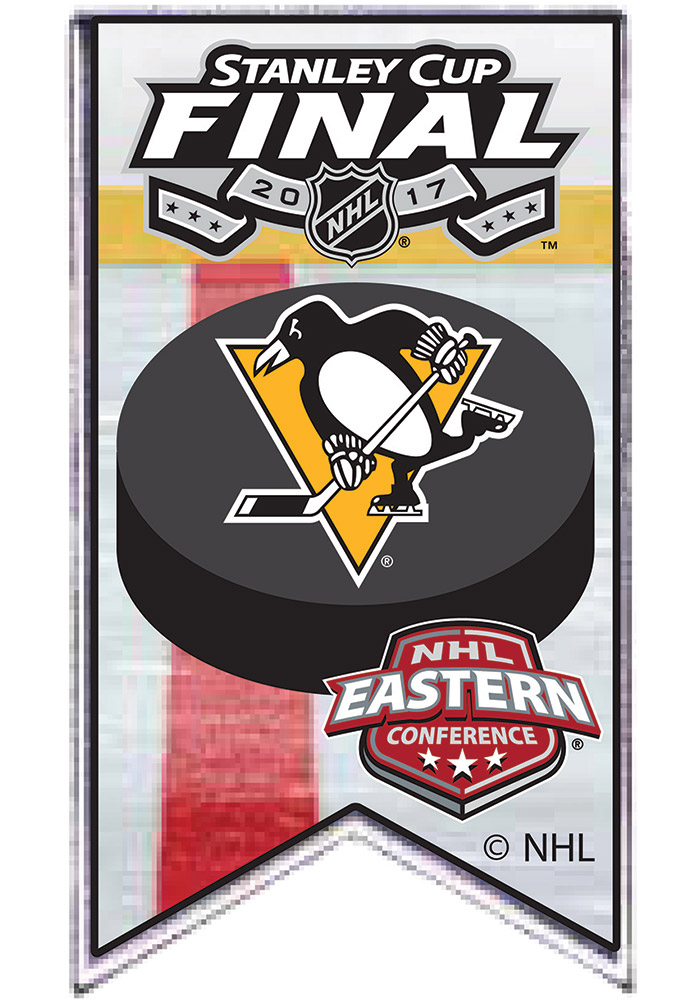 Pittsburgh Penguins Souvenir 2017 Stanley Cup Finals Pin 9121596