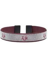 Texas A&M Aggies Womens Sparkle Bracelet - Maroon