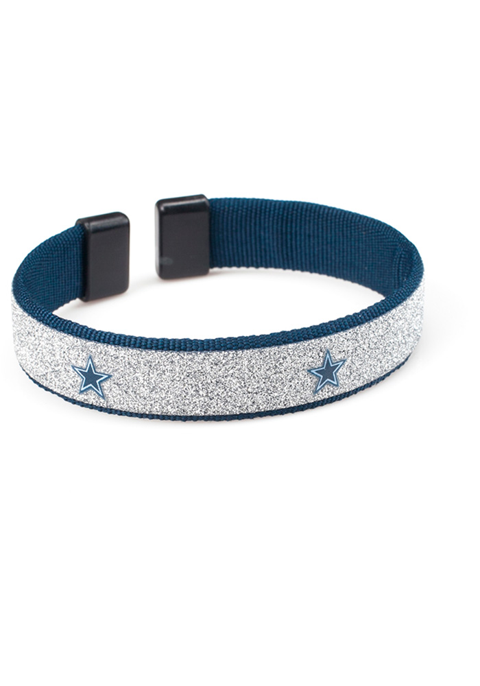 Dallas Cowboys Sparkle Womens Bracelet 9121614