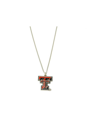 Texas Tech Red Raiders Logo Necklace