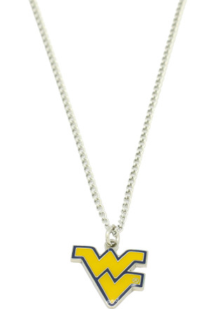 West Virginia Mountaineers Logo Necklace
