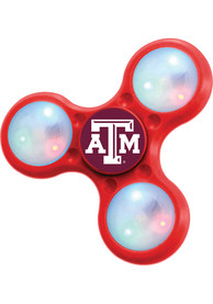 Texas A&M Aggies 3-Prong LED Fidget Spinner Game