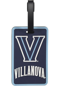 Villanova Wildcats Team Logo Luggage Tag - Navy Blue