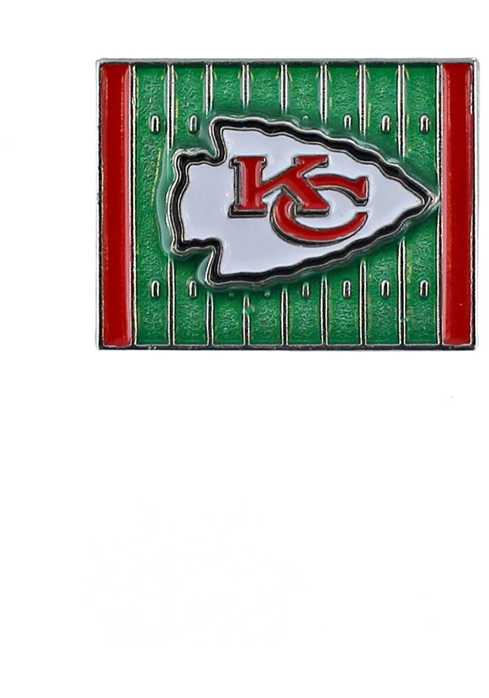 Kansas City Chiefs Souvenir Yardage Pin - Image 1