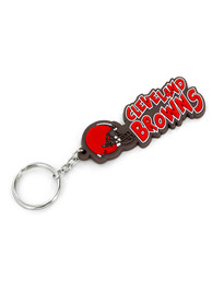 Cleveland Browns Impulse Keychain