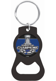 St Louis Blues 2019 Stanley Cup Champs Bottle Opener Keychain