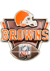 Cleveland Browns Victory Pin
