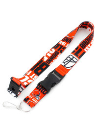 Cleveland Browns Dynamic Lanyard