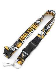 Pittsburgh Penguins Dynamic Lanyard