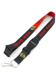 Chicago Blackhawks Slogan Lanyard