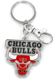 Chicago Bulls Heavyweight Keychain