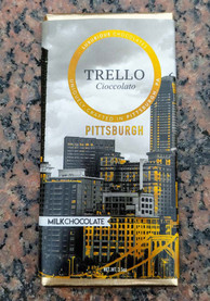 Pittsburgh 3.5oz Cityscape Candy
