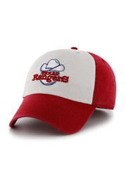 Texas Rangers 47 Franchise Fitted Hat - Red