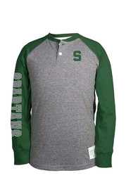 Michigan State Spartans Youth Grey Ryland T-Shirt