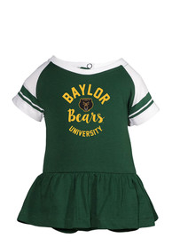 Baylor Bears Baby Green Calley One Piece