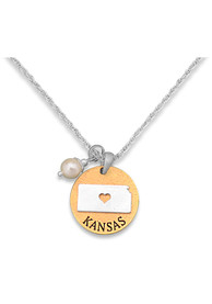 Kansas Home Necklace