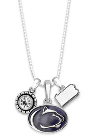 Penn State Nittany Lions Womens Home Sweet School Necklace - Blue