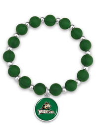 Wright State Raiders Womens Leah Bracelet - Green