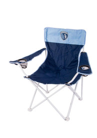 Sporting Kansas City Navy Big Boy Chair