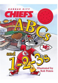 Kansas City Chiefs ABC`s and 123`s Children's Book