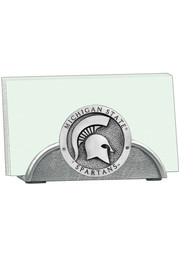 Michigan State Spartans Card Holder Business Card Holder
