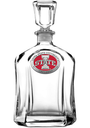 Iowa State Cyclones Capital Decanter