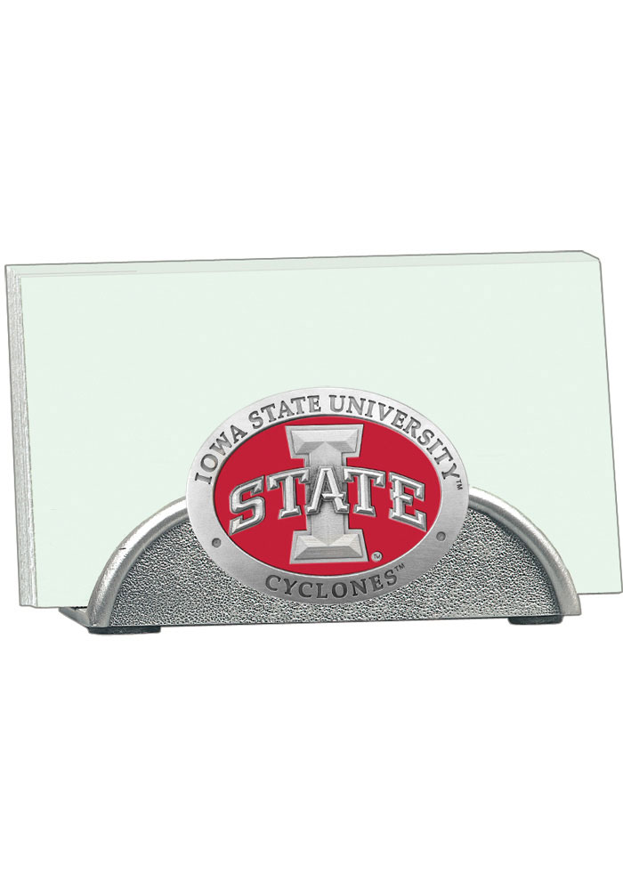 Iowa State Cyclones Business Card Holder - Image 1