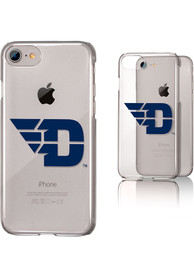 Dayton Flyers iPhone 6/7/8 Clear Slim Phone Cover