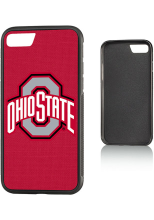 Ohio State Buckeyes iPhone 7/8 Solid Bump Phone Cover