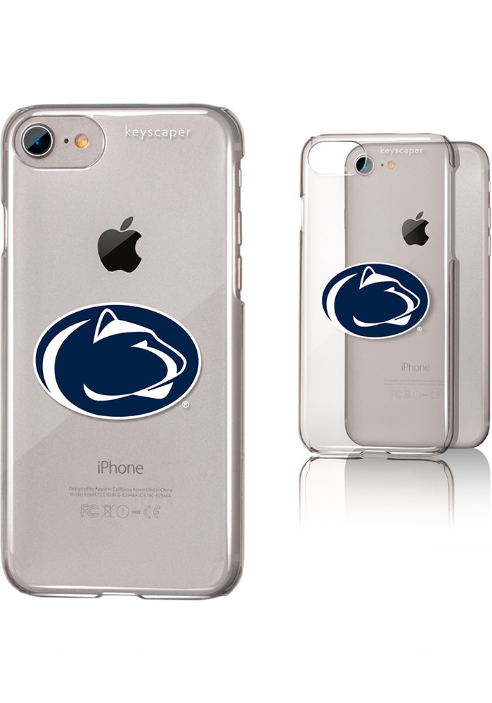 Penn State Nittany Lions iPhone 6/7/8 Clear Slim Phone Cover - Image 1