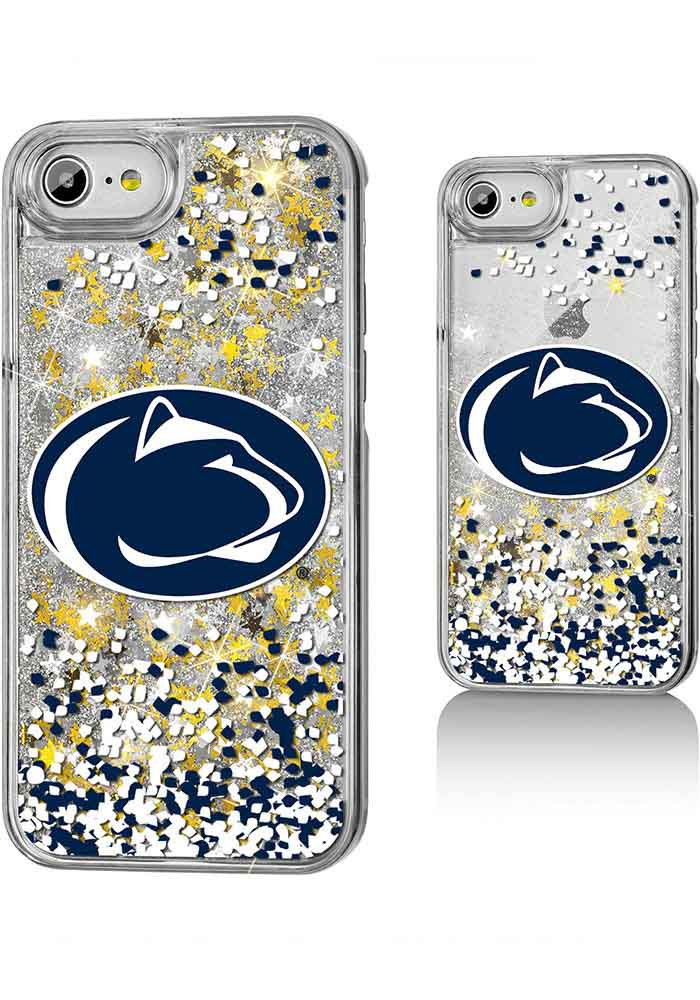 Penn State Nittany Lions iPhone 6/7/8 Glitter Phone Cover - Image 1