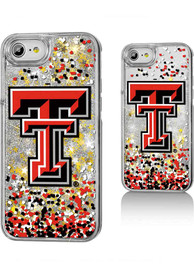 Texas Tech Red Raiders iPhone 6/7/8 Glitter Phone Cover