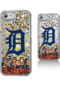 Detroit Tigers iPhone 6/7/8 Glitter Phone Cover