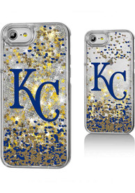 Kansas City Royals iPhone 6/7/8 Glitter Phone Cover