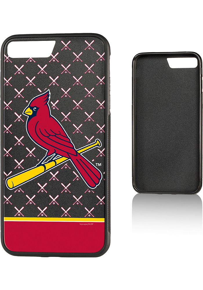 St Louis Cardinals iPhone 7+/8+ Slugger Phone Cover - Image 1