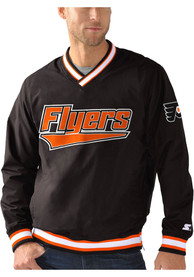 Philadelphia Flyers Starter Gameday Pullover Jackets - Red