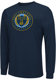 Philadelphia Union Navy Blue Playbook Tee
