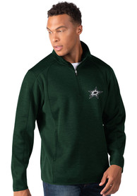 Dallas Stars Green Peacemaker 1/4 Zip Pullover