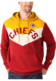 Kansas City Chiefs Game Time Hooded Sweatshirt - Red