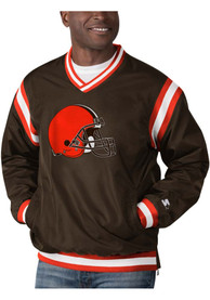 Cleveland Browns Brown Scout Pullover
