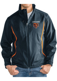 Chicago Bears Softshell Heavyweight Jacket - Navy Blue