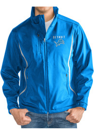 Detroit Lions Softshell Heavyweight Jacket - Blue