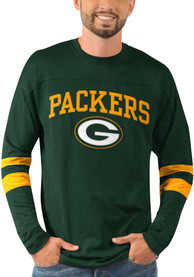 Green Bay Packers Knit T Shirt - Green