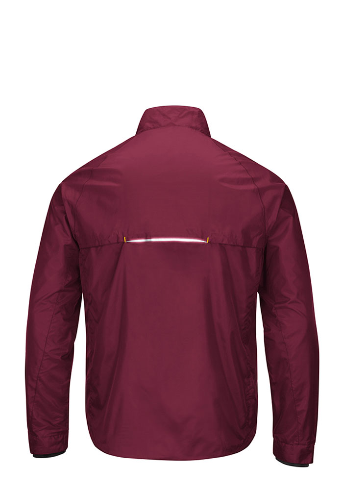 Cleveland Cavaliers Mens Cardinal Interval Light Weight Jacket - Image 2