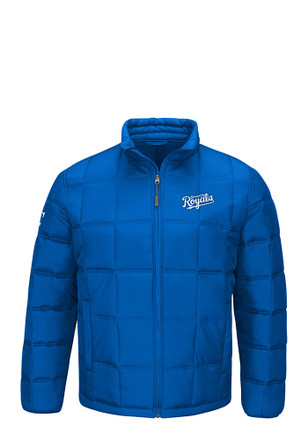 KC Royals Mens Blue Northeast Heavyweight Jacket
