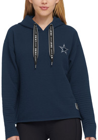 Dallas Cowboys Womens Navy Blue Sophie Hoodie