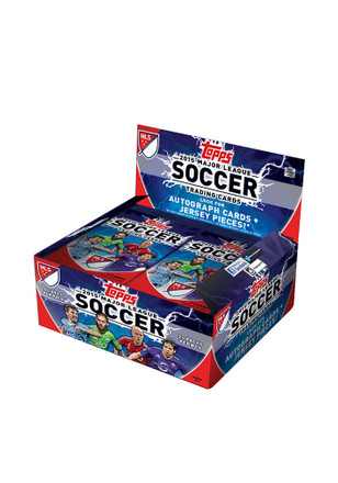 Topps 2016 MLS Card Pack Collectibles Soccer Cards