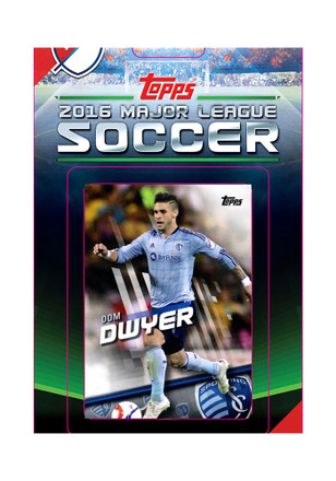 Sporting Kansas City 2016 Team Set Collectibles Soccer Cards