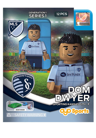 Sporting Kansas City Dom Dwyer Dom Dwyer Generation 1 Collectible Player Oyo